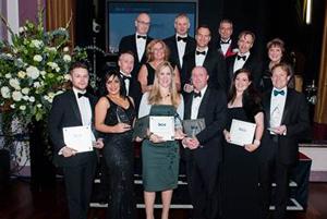 BCA Award winners 2012