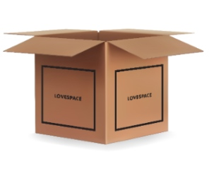 LOVESPACE - flexible storage