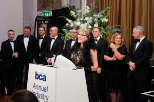 Jennifer Brooke announces the BCA Awards 2013