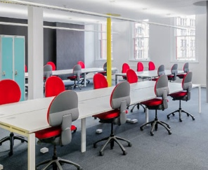 Bruntwood's new coworking space, Manchester