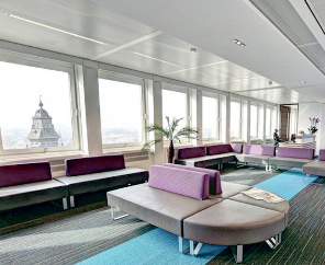 Orega Sablon Tower - Business Lounge